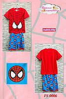 """Летний костюм """"Spider-Man, большие глаза""""."""