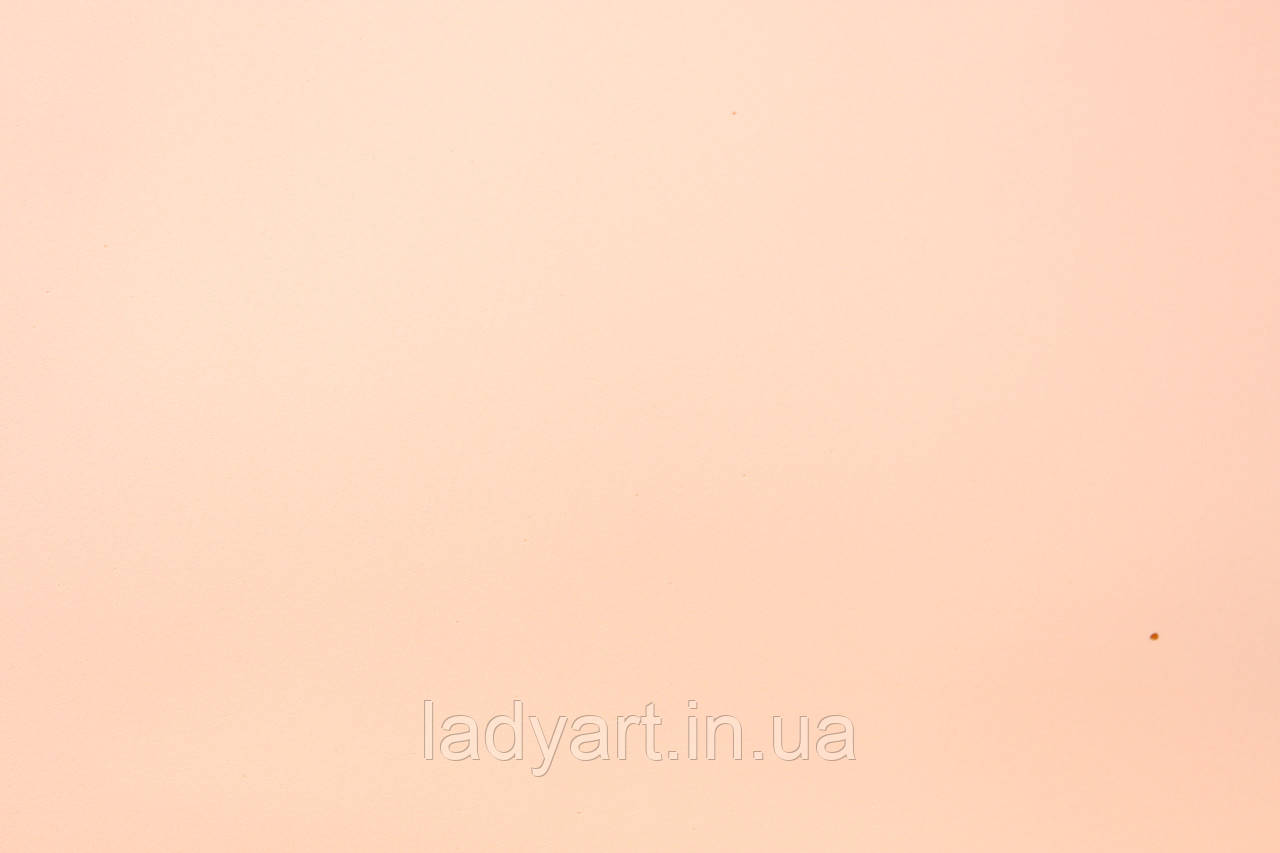 """Фоамиран (набор листов), 50 х 50 см, 1 мм, 10 шт/уп., цвета  """"персик"""" оптом"""