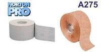 Абразивная бумага в рулоне NORTON Pro A275 70мм х 50 м