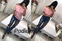 Модная блуза Подиум