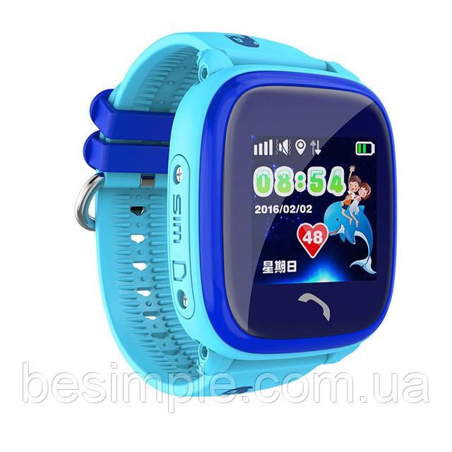 Детские GPS часы-телефон DF25 , фото 3