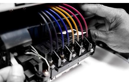 Ремонт плоттеров Canon и восстановление печатающей головки