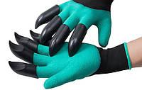 Садовые перчатки Garden Genie Gloves (Гарден Джени Гловес)