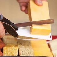 Новинка!! Умный нож Clever Cutter с разделочной мини доской, фото 1