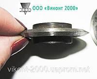Нож круглый ø50хø19х6 мм для раскроя упаковочной бумаги или пленки
