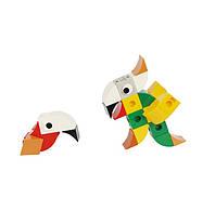 Конструктор В мире животных. Попугай 7259, Gigo