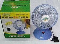 Купить настольный вентилятор, вентилятор настольный, настольный вентилятор белый, вентилятор на прищепке