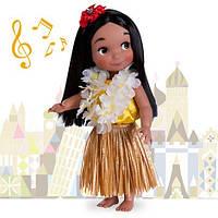 Поющая гавайка кукла Дисней /''it's a small world'' Hawaii Singing Doll - 16''