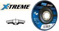 Зачистной лепестковый диск Norton X-TREME R828 125мм