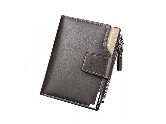 f38e639fbd3d Практичный кошелек Baellerry Mini для стильных мужчин. Удобный и ...