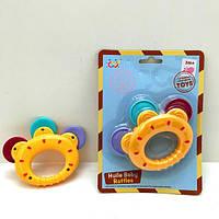 Погремушка Huile Toys, детские прорезыватели, детские погремушки