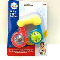 """Погремушка Huile Toys """"Нота"""" , детские прорезыватели, детские погремушки"""