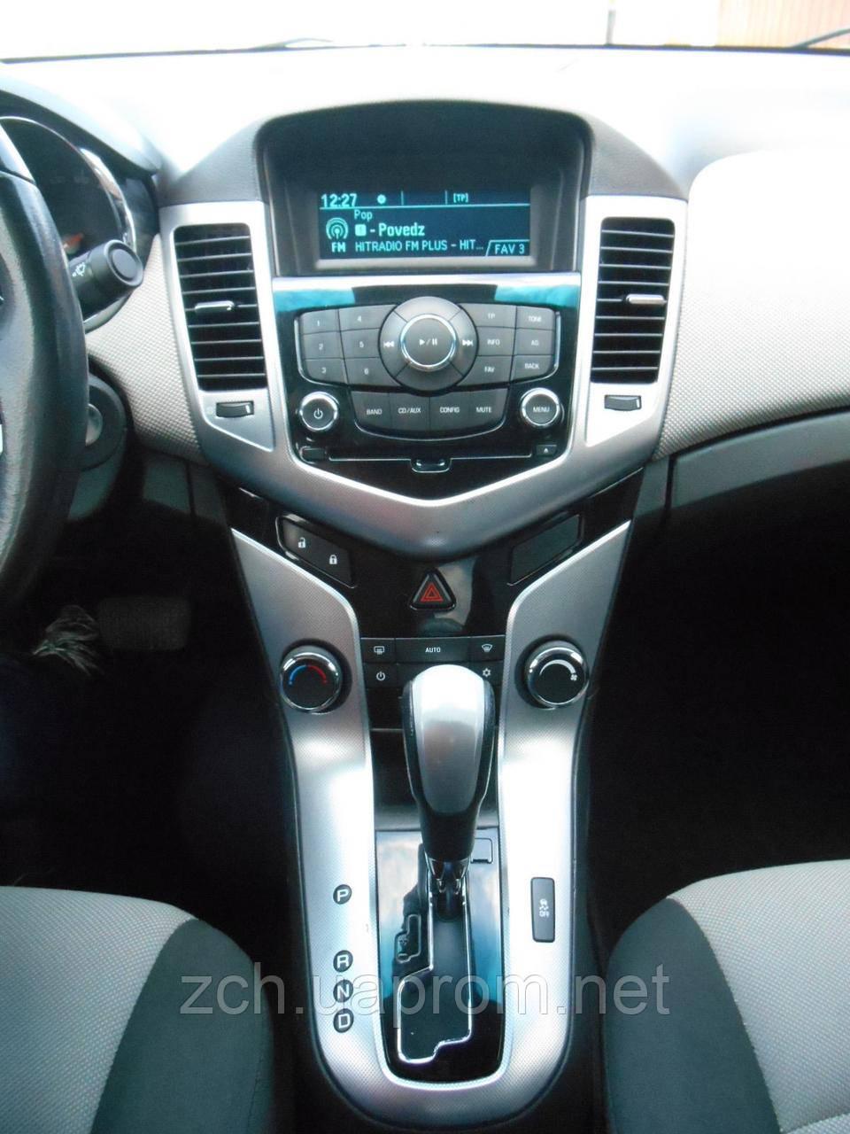 Центральная консоль Chevrolet Cruze