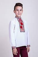 Вышиванка для мальчика Филипп с оригинальной вышивкой