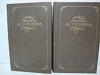 Переписка А. С. Пушкина (комплект из 2 книг)
