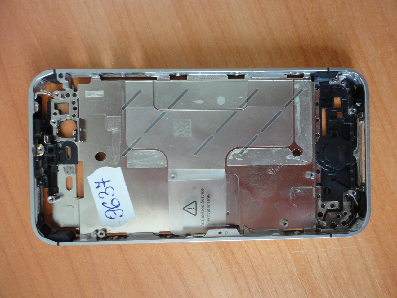 Средняя часть корпуса для iPhone 4s. ОРИГИНАЛ б/у