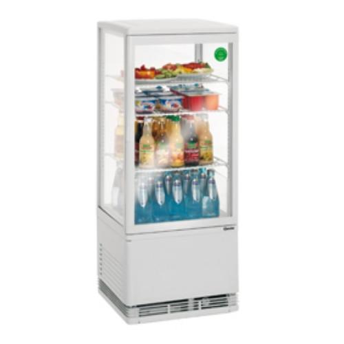 Мини-витрина холодильная 78 л 700178G Bartscher (Германия)