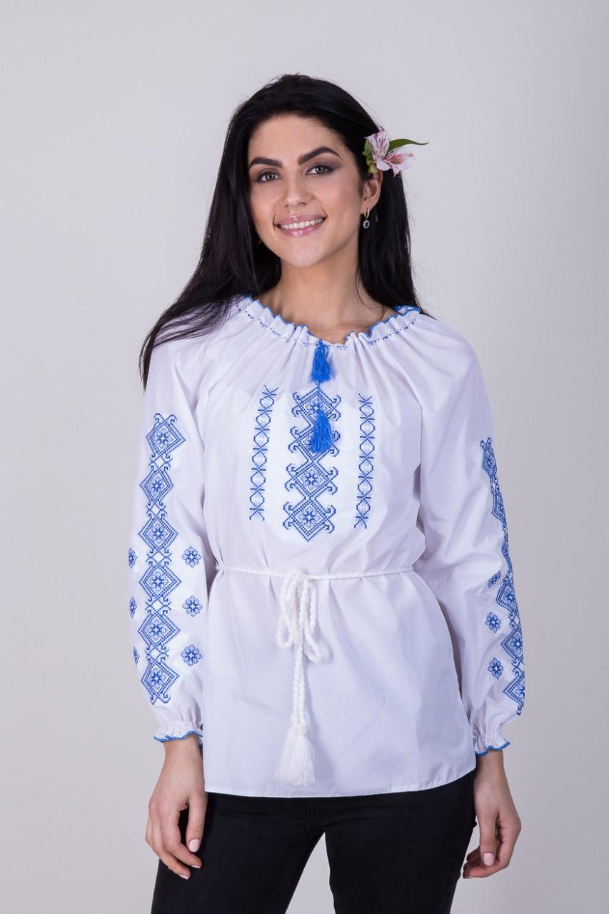 7b6b9238fc9 Вышиванка женская в украинском стиле Дарина