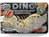 DINO PALEONTOLOGY Трицератопс, Стегозавр (DP-01-02)