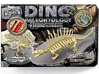 Раскопки динозавров DINO PALEONTOLOGY Диметродон, Паразауролоф  (DP-01-04), фото 1
