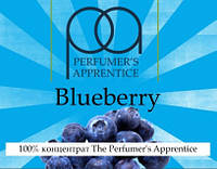 Ароматизаторы TPA/TFA/ТПА 10мл США The Perfumers Apprentice  Blueberry (Wild) ( Черника )