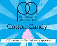 Ароматизаторы TPA/TFA/ТПА 10мл США The Perfumers Apprentice  Cotton Candy( Сладкая вата )