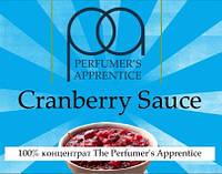 Ароматизаторы TPA/TFA/ТПА 10мл США The Perfumers Apprentice  Cranberry Sauce ( Клюква )