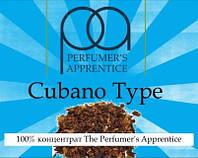 Ароматизаторы TPA/TFA/ТПА 10мл США The Perfumers Apprentice  Cubano Type ( Кубинский табак )