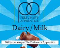 Ароматизаторы TPA/TFA/ТПА 10мл США The Perfumers Apprentice  Dairy/Milk ( Молоко )