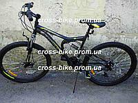 """Подростковый горный велосипед Azimut Blaster 24""""  G-FR"""