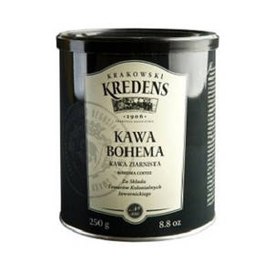 Кофе в зёрнах Bohema Krakowski Kredens, 250г