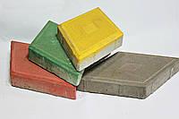 Плитка тротуарная ФЭМ «Ромб» 45 мм