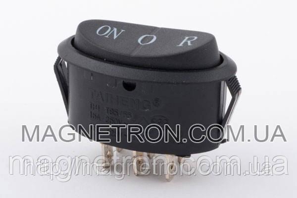 Выключатель для мясорубки TH1T85/55 TAIHENG (черный), фото 2