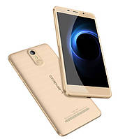 "Смартфон ORIGINAL Leagoo M8 (5.7"" Gorilla Glass 4/4X1.3Ghz/2Gb/16Gb) Gold Гарантия 1 Год!"