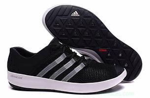 Кроссовки Adidas Climacool Boat Black White
