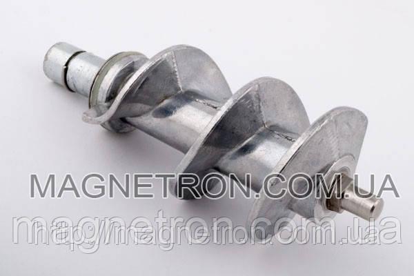 Шнек (с уплотнительным кольцом) для мясорубок DELFA DMG-2030, DMG-2130, фото 2