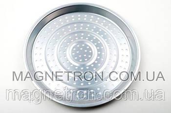 Тарелка металлическая перфорированная для аэрогриля