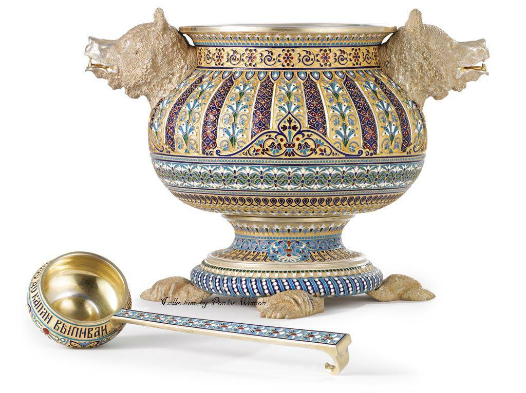 Антикварное столовое серебро  (залог-скупка)
