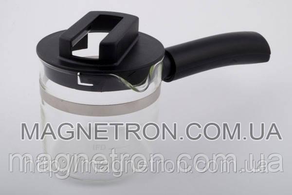 Колба маленькая + крышка для кофеварки Delonghi T34211
