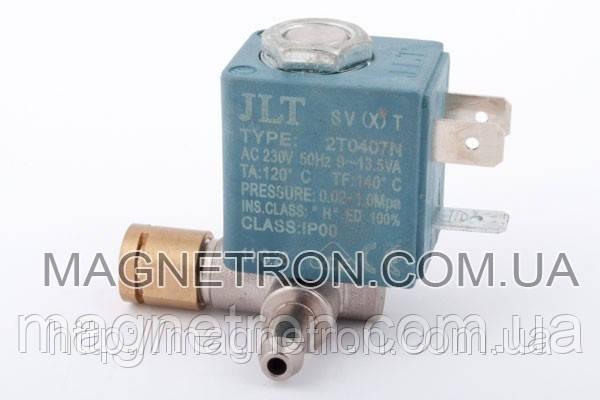Клапан электромагнитный для кофеварки Zelmer JLT 2T0407N 613201.8034 755878, фото 2