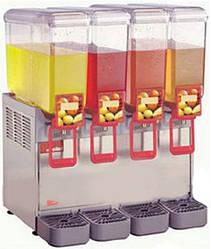 Сокоохолоджувачі і диспенсери для холодних напоїв