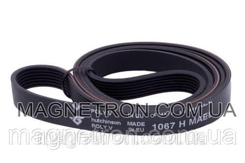 Ремень для стиральных машин MAEL 1067H7 C00055310