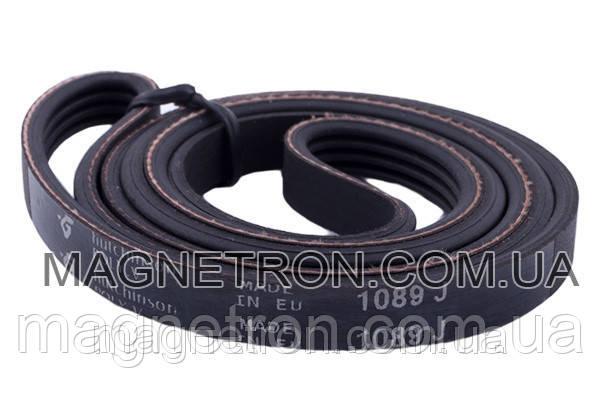 Ремень для стиральной машины Hutchinson 1089 J4 481935810035, фото 2