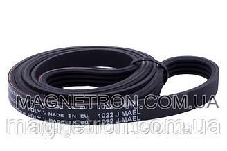Ремень для стиральной машины Hutchinson 1022J4 MAEL 2805610100