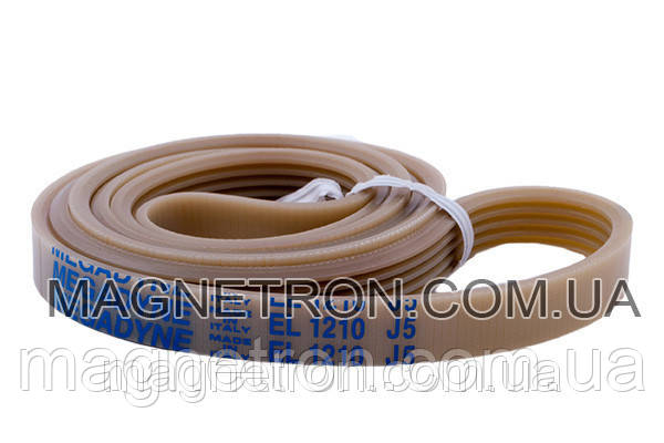 Ремень для стиральных машин Megadyne 1210 J5 481281718161, фото 2