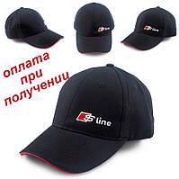 Мужская новая, фирменная, спортивная кепка, бейсболка AUDI S Line NEW!