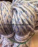 Веревка полипропиленовая крученая - 8 мм./50 м.