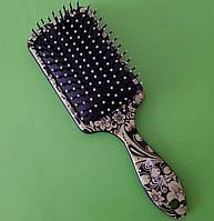 Массажная щетка для волос Salon professional