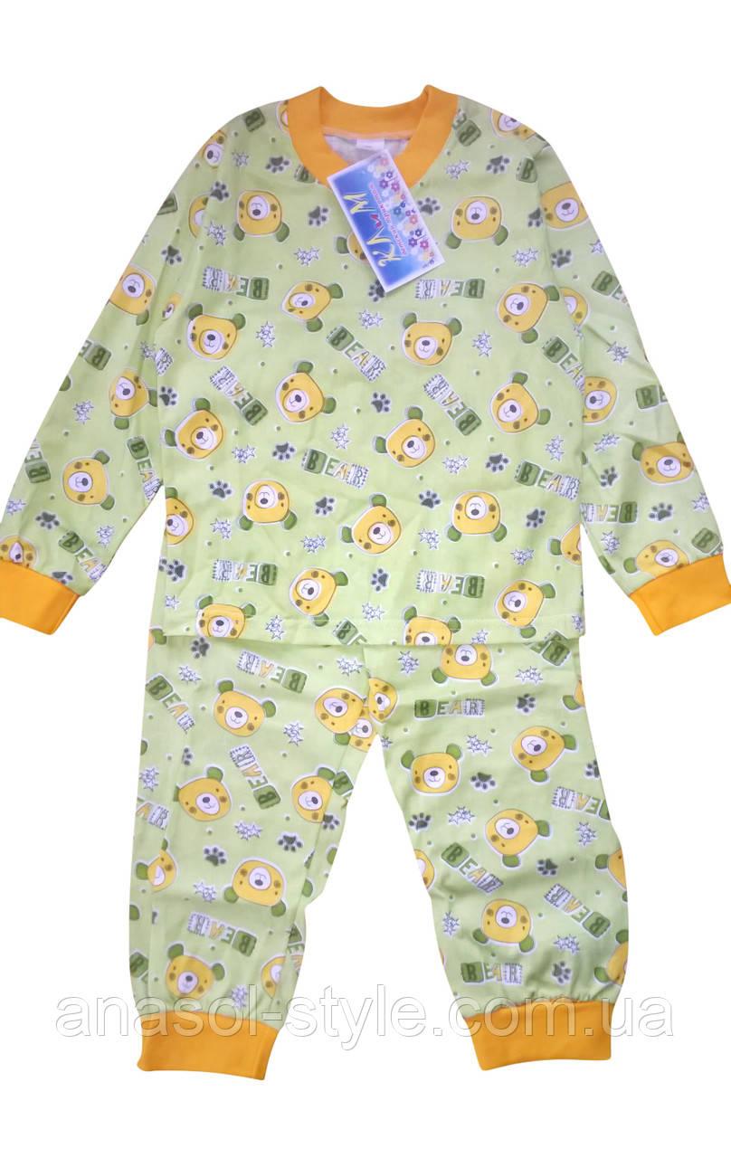 Пижама детская хлопок
