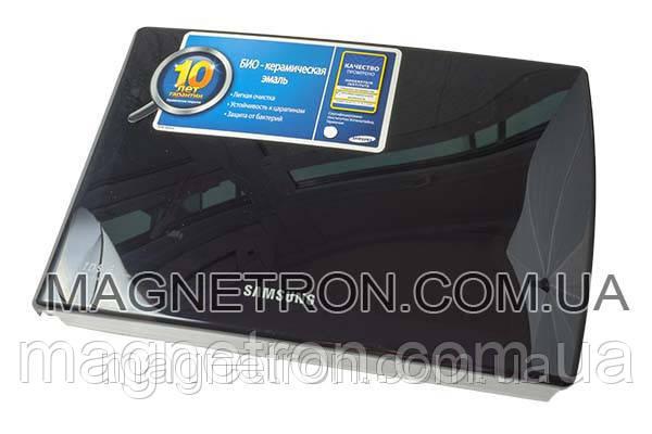 Дверь для микроволновой печи Samsung MW731KR DE94-02426A, фото 2